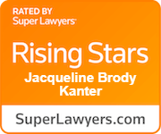 Jacqueline super lawyers rising stars